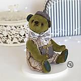 Hračky - Medvedík Albert - 11585139_