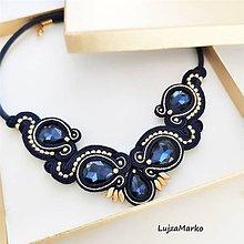 Náhrdelníky - Ema náhrdelník - 11586534_