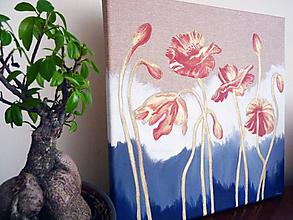 Obrazy - Golden Poppies - 11586371_