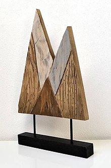 Dekorácie - Drevená dekorácia - Štíty - 11588642_