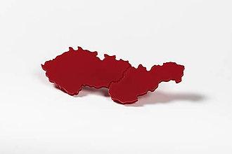 Brošne - Československo - Brošňa (Červená) - 11590237_
