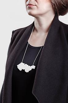 Náhrdelníky - Československo- náhrdelník - 11590317_