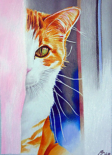 Kresby - Cat - 11590064_