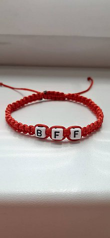 Náramky - Náramok BFF 1 - 11591066_