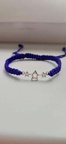 Náramky - Náramok hviezdy 2 - 11591292_