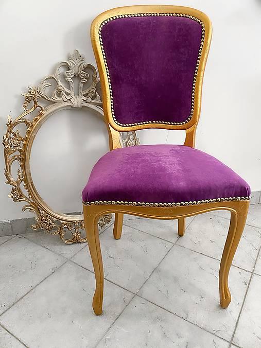 Baroková stolička