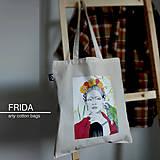 Plátená taška Frida