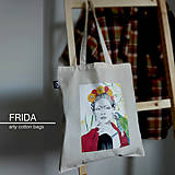 Nákupné tašky - Plátená nákupná taška - 11591892_