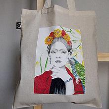 Nákupné tašky - Plátená nákupná taška - 11591893_