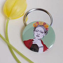 Zrkadielka - Frida zrkadielko - 11593312_