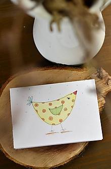 Papiernictvo - PiPi (Žltý vtáčik) - 11595307_