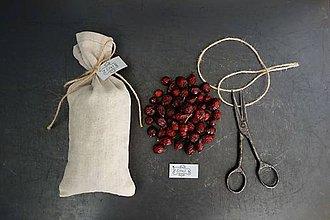 Potraviny - šípky v ľanovom vrecúšku- ZĽAVA - 11595151_