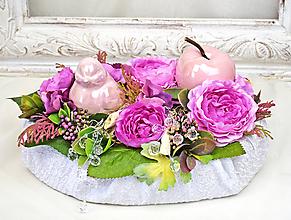 Dekorácie - Dekorácia perleťová - 11595242_
