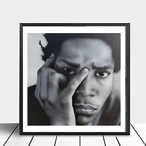 Basquiat grafika