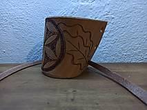 Náramky - Nátepník dubový so svargou - 11595749_
