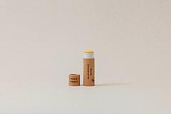 Drogéria - Balzam na pery Levanduľový sirup (10 ml) - 11598577_