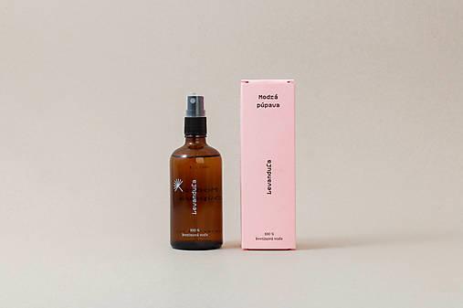 Levanduľa - pleťová kvetinová voda (100 ml)