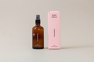 Drogéria - Levanduľa - pleťová kvetinová voda (100 ml) - 11598543_
