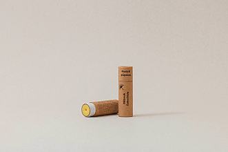 Drogéria - Mätová čokoláda - balzam na pery (10 ml) - 11598555_