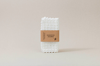 Úžitkový textil - Kozmetický uteráčik na čistenie pleti - 11598563_
