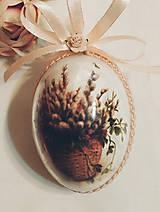 """Dekorácie - Veľkonočné kraslice """"Ružové krásky"""" - 11600728_"""