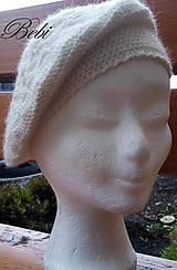 Čiapky - Zimná baretka - 11599552_