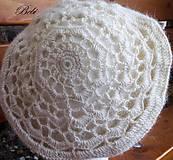 Čiapky - Zimná baretka - 11599571_