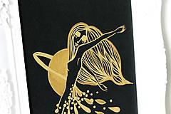 Kresby - Tanec zlatého dažďa - 11601737_