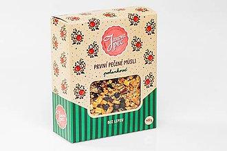 Potraviny - Pohankové (bezlepkové) pečené müsli - 11599180_