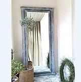 Zrkadlá - Veľké renovované zrkadlo - 11600865_