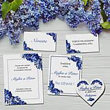 Papiernictvo - Svadobný set - 11604069_
