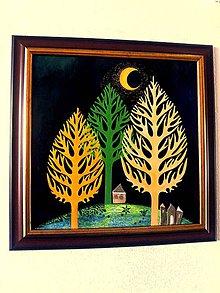 """Obrazy - """"Kráľovstvo noci..."""" - 11603488_"""