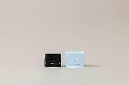 Vitalia - revitalizačná maska s pílingom (30 ml)