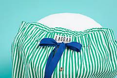 Pyžamy a župany - Laggar pánske pyžamové nohavice - 11602903_