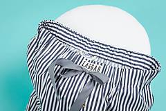 Pyžamy a župany - Laggar pánske pyžamové nohavice - 11602912_
