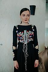 Iné oblečenie - vyšívaná vesta Príbeh víly - 11608982_