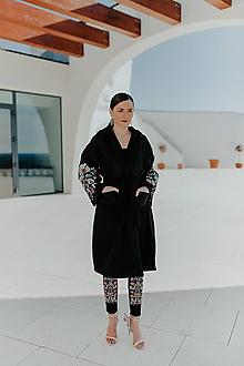 Kabáty - kabát Poľana - 11607337_