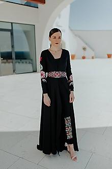 Kabáty - dlhé sako Poľana - 11608441_