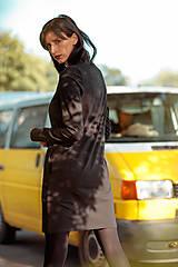 Šaty - FNDLK úpletové šaty 463 RuVdL - 11610439_