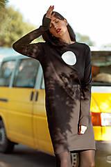 Šaty - FNDLK úpletové šaty 463 RuVdL - 11610443_