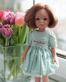 Hračky - Šaty pre bábiku Paola Reina 32 cm - 11610717_