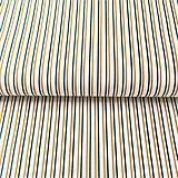 Textil - kráľovské pásiky, 100 % bavlna Francúzsko, šírka 140 cm - 11611457_