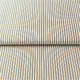 Textil - kráľovské pásiky, 100 % bavlna Francúzsko, šírka 140 cm - 11611460_