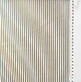 Textil - kráľovské pásiky, 100 % bavlna Francúzsko, šírka 140 cm - 11611462_