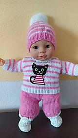 Hračky - Mery oblečenie pre bábiku. - 11611246_