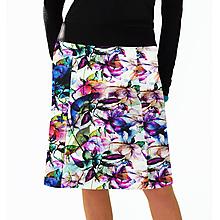 Sukne - Sukně magnolie - 11611275_