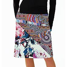 Sukne - Sukně mix barevná - 11611365_