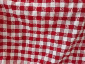Textil - Vidiecka kocka kanafas š.150cm - 11609476_