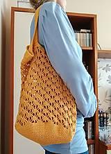 Nákupné tašky - Pineapple Tote - 11612827_