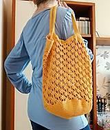 Nákupné tašky - Pineapple Tote - 11612828_